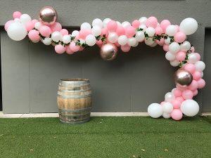 Helium Gas Balloon Decoration in noida