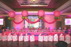 Surprise birthday party decorations in noida