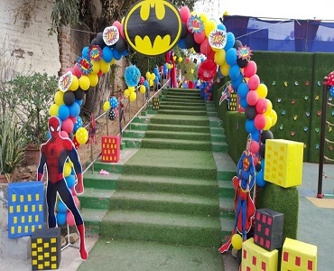 birthday balloon theme party planner in noida